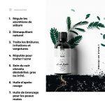 100ml huile de Jojoba Bio, Pressée à froid, Pure - Soin 100% Naturel pour Peau, Cheveux, Barbe - Bouteille en verre - Embouteillée en France de la marque Beau-Cliché image 2 produit