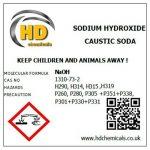 2x 500g de soude caustique (99%) Grade 'Perle' Déboucheur, fabrication de savons Hydroxyde de sodium de la marque HD-CHEMICALS image 1 produit
