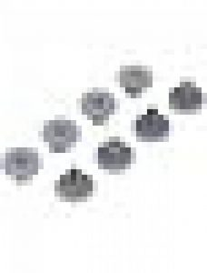John Lewis Qualité Lave-Vaisselle Inférieur Panier Roue Set