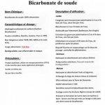 bicarbonate de soude vaisselle TOP 8 image 4 produit