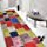 casa pura Tapis Vintage Tapis Multicolore | Polyamide résistant | Entretien Facile | 18 Tailles | Monsano, 80x200cm de la marque casa-pura image 3 produit