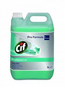Cif Oxygel Océan - Nettoyant sols multi-usages professionnel - 5L de la marque Cif image 0 produit