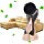 Corwar Machine Électrique De Polisseur De Chaussure, Appareil De Poche Brosse À Chaussures Électrique Shine avec Base, Interface USB, Kits De Cirage pour Entretien du Cuir (Or) Top Sale de la marque Corwar image 2 produit