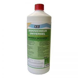 - Déboucheur de canalisation - Déboucheur Universel liquide à base de soude 1L de la marque GEB image 0 produit