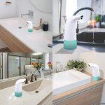 Distributeur automatique de savon, 250ml Automatique Liquide Dispense Touchless Savon Distributeur De batterie actionnée avec capteur de mouvement infrarouge, 2 Niveau réglable de la marque BluCos image 4 produit