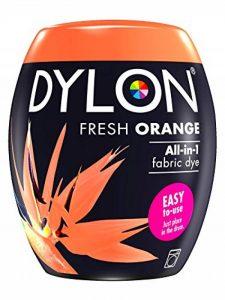 Dylon Machine Colorant 350g Orange Fraîche, Sel Inclus! Remise en vrac Disponible (1) de la marque Dylon image 0 produit