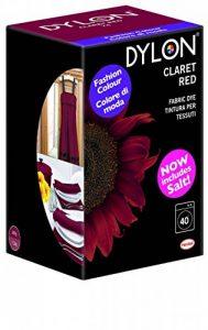 Dylon Teinture Textile pour Machine à Laver, Poudre, Rouge Bordeaux de la marque Dylon image 0 produit