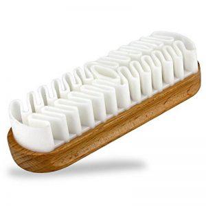 EQLEF® Matte suède effaceurs cuir suède chaussures nettoyage à brosse de décontamination de la marque EQLEF image 0 produit