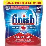 Finish Pastilles Lave-Vaisselle Powerball All in One Max - 100 Tablettes Lave-Vaisselle de la marque Finish image 3 produit