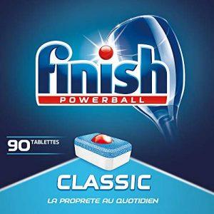 Finish Pastilles Lave-Vaisselle Powerball Classic - 90 Tablettes Lave-Vaisselle de la marque Finish image 0 produit