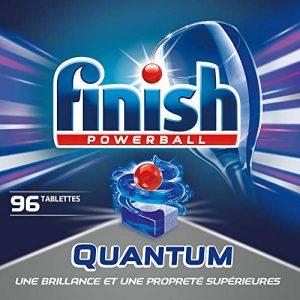 Finish Pastilles Lave-Vaisselle Powerball Quantum - 96 Tablettes Lave-Vaisselle de la marque Finish image 0 produit