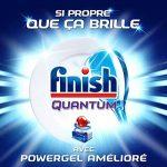 Finish Pastilles Lave-Vaisselle Powerball Quantum - 96 Tablettes Lave-Vaisselle de la marque Finish image 3 produit