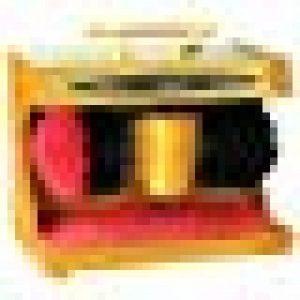 GJM Shop La Machine de Cirage de Chaussure, la Prise électrique de capteur Automatique Chausse la Machine de Polissage et de lustrage avec 2 brosses pour Nettoyer la lumière de Lustre (Couleur : Or) de la marque Shoe cover machine image 0 produit