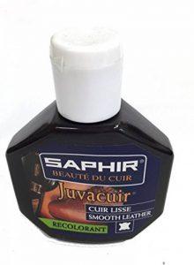 Juvacuir Cuir Rénovateur Crème de la marque SAPHIR image 0 produit