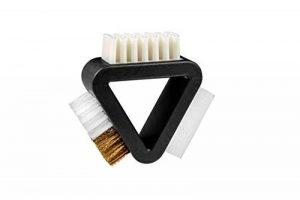 Kaps Kit 3 en 1 Brosse Multifonction pour Nettoyer Chaussures et Sacs en Daim de la marque Kaps image 0 produit