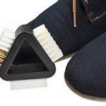 Kaps Kit 3 en 1 Brosse Multifonction pour Nettoyer Chaussures et Sacs en Daim de la marque Kaps image 1 produit