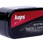 Kaps Perfect Shine, Éponge de Cirage à Chaussures pour Brillance Instantanée, Chaussures Sacs & Autres Produits en Cuir, 3 Couleurs de la marque Kaps image 2 produit