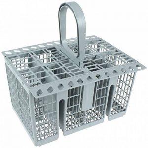 KGA-SUPPLIES - Panier à couverts pour lave-vaisselle Hotpoint Indesit FDL ; FDF ; FDP ; LFS ; LFT de la marque KGA-SUPPLIES image 0 produit