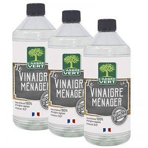 L'arbre vert Vinaigre Ménager 750 ml - Lot de 3 de la marque LArbre-Vert image 0 produit