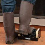 Laveur de bottes original JobSite - Nettoyeur à chaussures et brosse à gratter industriel permanents de la marque JOB SITE image 2 produit