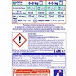 Le Chat Bébé - Lessive Liquide Hypoallergénique - 60 Lavages (Lot de 2 x 1,6L) de la marque Le-Chat-Bebe image 1 produit