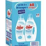 Le Chat Bébé - Lessive Liquide Hypoallergénique - 60 Lavages (Lot de 2 x 1,6L) de la marque Le-Chat-Bebe image 2 produit
