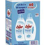 Le Chat Bébé - Lessive Liquide Hypoallergénique - 60 Lavages (Lot de 2 x 1,6L) de la marque Le-Chat-Bebe image 4 produit