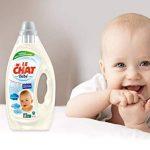 Le Chat Bébé - Lessive Liquide Hypoallergénique - 88 Lavages (Lot de 2 x 2,2L) de la marque Le-Chat-Bebe image 1 produit