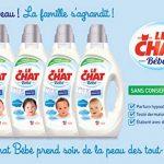 Le Chat Bébé - Lessive Liquide Hypoallergénique - 88 Lavages (Lot de 2 x 2,2L) de la marque Le-Chat-Bebe image 2 produit