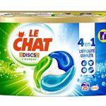 Le Chat Discs l'Expert Lessives Capsules 75 Doses - Lot de 3 de la marque Le-Chat image 2 produit