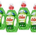 Le Chat L'expert Bicarbonate - Lessive Liquide - 100 Lavages (4 x 1.25L) de la marque Le-Chat image 1 produit
