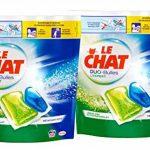 Le Chat L'expert Duo-Bulles Lessive Capsules 112 Lavages de la marque Le-Chat image 1 produit