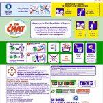 Le Chat L'expert Duo-Bulles Lessive Capsules 112 Lavages de la marque Le-Chat image 2 produit