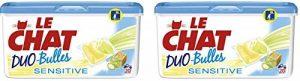 Le Chat Sensitive Lessive Liquide en Dose 20 Doses / 20 Lavages - Lot de 2 de la marque Le-Chat image 0 produit