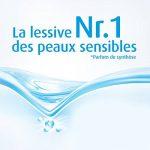 Le Chat Sensitive Lessive Liquide en Dose 20 Doses / 20 Lavages - Lot de 2 de la marque Le-Chat image 2 produit