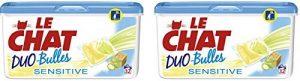 Le Chat Sensitive Lessive Liquide en Dose 32 Doses / 32 Lavages - Lot de 2 de la marque Le-Chat image 0 produit