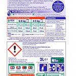 Le Chat Sensitive - Lessive Liquide - Lait d'amande douce et Marseille - 80 Lavages (Lot de 2 x 2L) de la marque Le-Chat image 1 produit