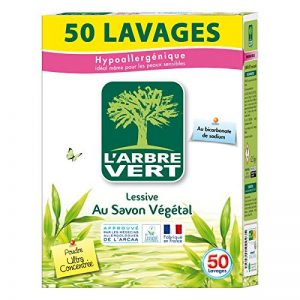 lessive poudre bio TOP 2 image 0 produit