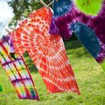 Lot de 12 flacons de teinture non toxiques pour vêtements, graffiti, peinture textile en une étape pour la famille, les amis, les fêtes d'été de la marque vrsupin88 image 2 produit