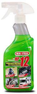 Mafra H0879 HP12, Dégraisseur Universel Multi Usage avec Formule Active, pour Toutes Les Surfaces, Puissant et Sûr sur Les Parties Traitées, Format 500ml de la marque Mafra image 0 produit