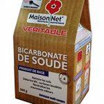 Maison Net Bicarbonate de Soude 500 g - Lot de 3 de la marque Maison-Net image 1 produit