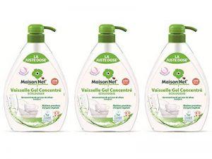 Maison Net Vaisselle Gel Ecolabel 1 L - Lot de 3 de la marque Maison-Net image 0 produit