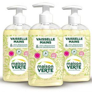 Maison Verte - Vaisselle Mains 500 ml - Lot de 3 de la marque MAISON-VERTE image 0 produit