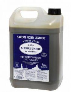 Marius Fabre 529 Le lavoir Savon à l'Huile d'Olive 5L Noir de la marque Marius Fabre image 0 produit