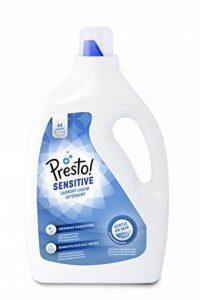 Marque Amazon- Presto! Lessive liquide Sensitive, 176 Lavages (4 packs de 44 lavages) de la marque Presto image 0 produit
