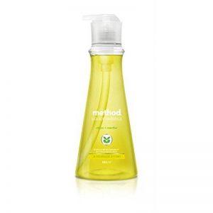 Method liquide vaisselle parfumé au citron menthe (532ML) - Livraison Gratuite pour les commandes en France - Prix Par Unité de la marque N/D image 0 produit