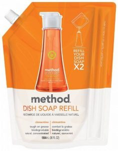 Method Washing Up Liquid Refill Clementine 1065ml de la marque Method image 0 produit