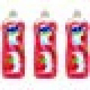 Mir Liquide Vaisselle Main Secrets de Vinaigre Framboise Groseille Flacon de 750 ml - Lot de 3 de la marque Mir image 0 produit