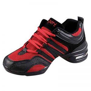 NISOWE Chaussures De Danse pour Femmes Absorption De Choc en Plein Air Sports Chaussures De Course Mode Baskets Occasionnelles de la marque NISOWE image 0 produit