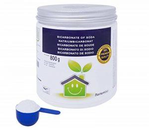 NortemBio Bicarbonate de Soude 800g, Intrant de la Production Biologique, sans Aluminium, Qualité Supérieure, 100% Naturel. Développé en France. de la marque NortemBio image 0 produit